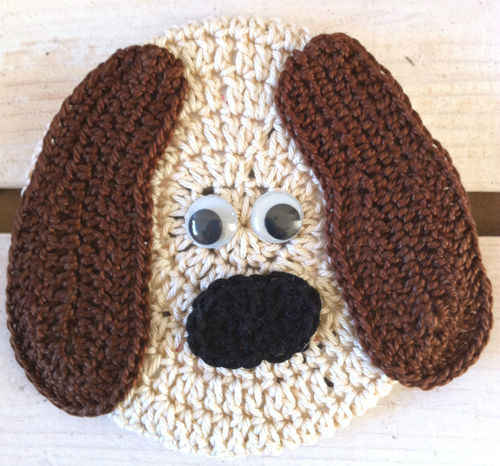 FP203 Dog Critter Coaster