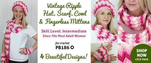 pb186-ripple-hat-scarf-cowl-fingerless-mittens-pattern-optw