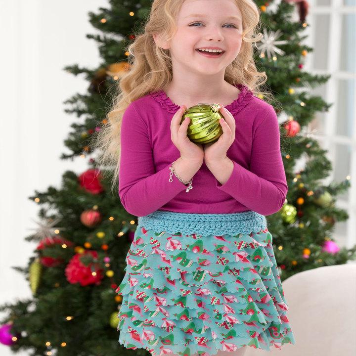 LW4421-Childs-Ruffle-Skirt