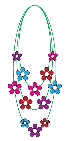 LC3857-Mod-Flower-Necklace-Diagram