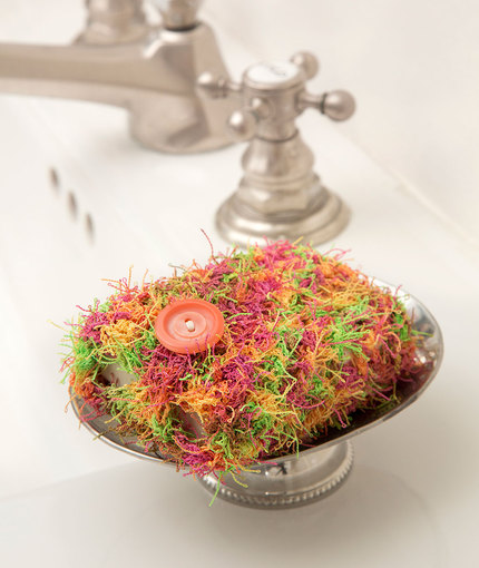 soap pocket scrubby