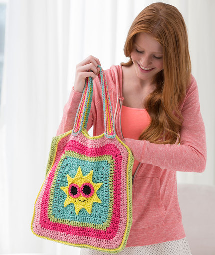 sunny day tote