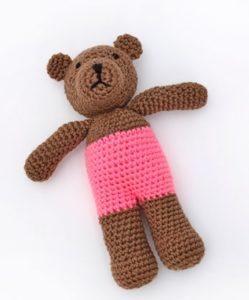 LW5516-Princess-Bear-Play-Set-Free-Crochet-Pattern1
